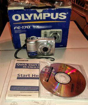 Olympus FE-170 Digital Camera for Sale in Brevard, NC