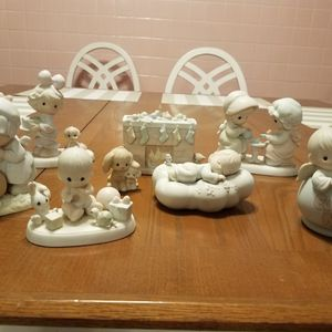 Precious Moments Figurines (without box) for Sale in Chicago, IL