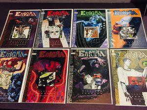 Enigma - DC Vertigo - 1993 - Comic Books - 1-8 - $20 Cash for Sale in Beverly Hills, CA