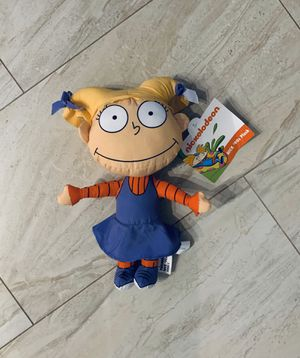 Rugrats Angelica Plush Toy for Sale in Queen Creek, AZ