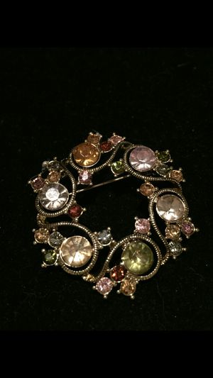 Monet brooche for Sale in Georgetown, TX