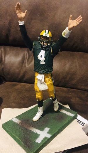 McFarlane NFL Brett Favre action figure for Sale in Chicago, IL