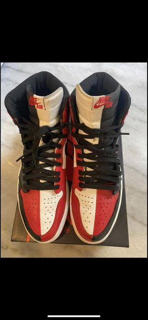 Air Jordan 1 homage to home for Sale in Columbia, MD