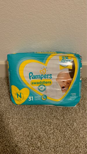 Newborn diapers for Sale in Avondale, AZ