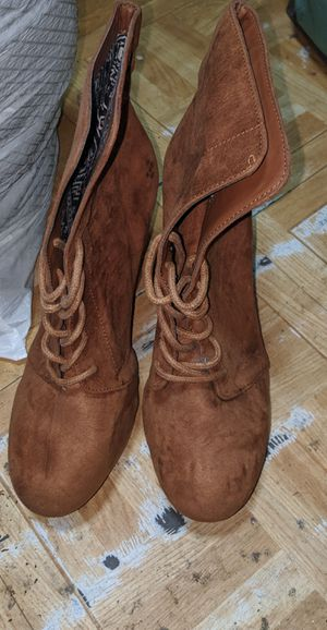 Woman's heel boots size 10 for Sale in Barnegat Township, NJ