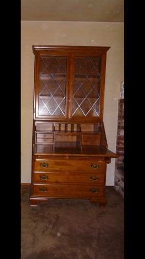 Secretarial desk for Sale in Stockton, CA