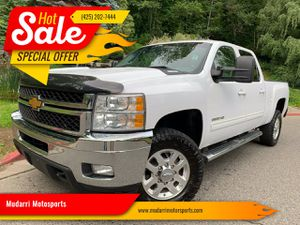2013 Chevrolet Silverado 2500HD for Sale in Kirkland, WA