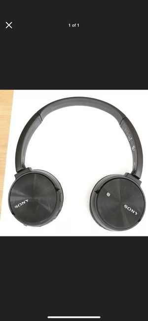 SONY MDR-ZX330BT Headphones Bluetooth Us for Sale in Glendale, AZ