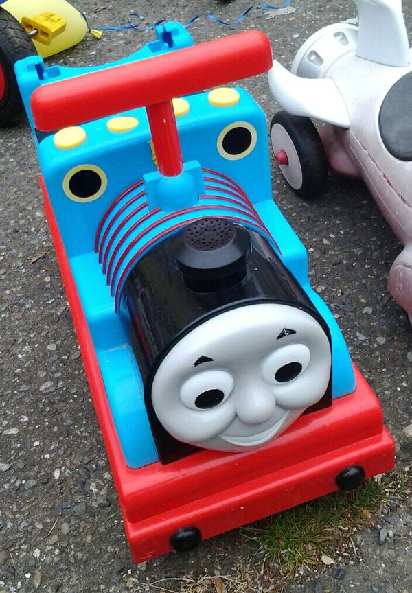 Thomas the Train Ride on Toy