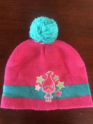 Dreamworld Trolls Poppy Winter Hat Toddler for Sale in East Brunswick, NJ