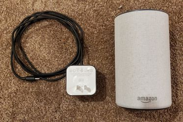 Amazon Echo speaker w/Alexa, 2nd Gen for Sale in Redmond,  WA