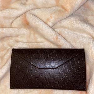 Brown Gucci Women's Wallet for Sale in Mesa, AZ