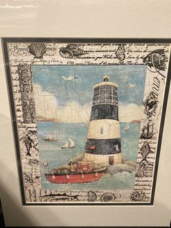 Lighthouse Print for Sale in Bothell,  WA