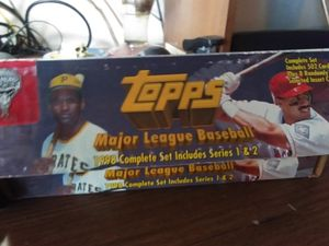Tops baseball cards for Sale in Tempe, AZ