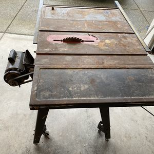 Table Saw for Sale in Orting, WA