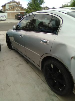 2006 infinity G35 parting out for Sale in Perris, CA