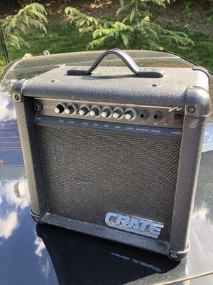 Crate GX-15R Amp for Sale in McLean, VA