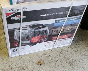 3000 Watt Generator for Sale in Davenport, IA