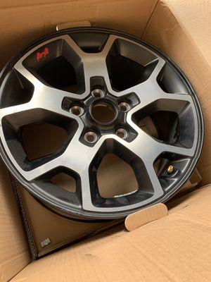 Jeep Wrangler jl rubicon wheels for Sale in Sumner, WA