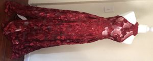 Beautiful red color prom dress for Sale in Melvindale, MI
