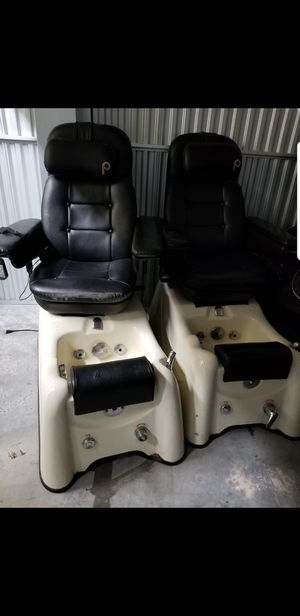 Pedicures chairs for Sale in Chicago, IL