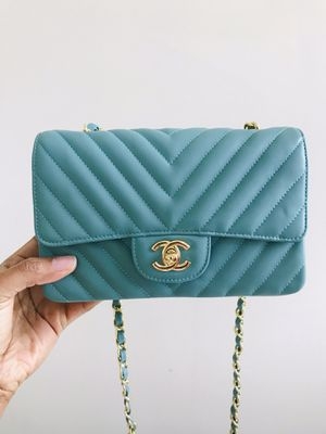 Chanel Inspired Chevron Bag for Sale in Oxon Hill, MD