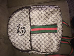 Gucci backpack for Sale in Houston, TX