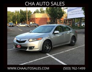 2009 Acura TSX for Sale in Portland, OR