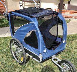 Dog Stroller / Trailer $100. for Sale in Concord,  CA