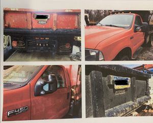 2004 Ford F450 SuperDuty Dump truck for Sale in Clifton Heights, PA