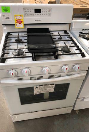 Samsung gas stove for Sale in El Paso, TX