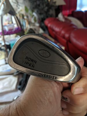 Golf clubs and bag for Sale in Port Richey, FL
