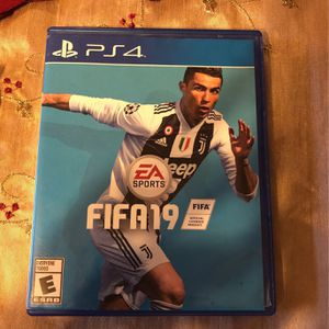 Fifa19 for Sale in Perris, CA