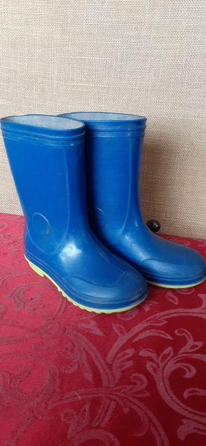 $4 Boys Rain Boots Size 13 for Sale in Hemet, CA