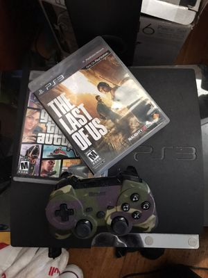 PS3 2 games and controller for Sale in Honolulu, HI