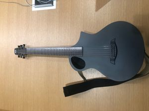 Carbon Acoustics - Cargo Raw Electric acoustic guitar for Sale in Burlingame, CA