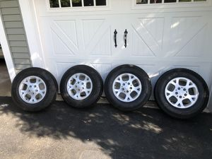 Jeep Grand Cherokee Wheels for Sale in Franklin, MA