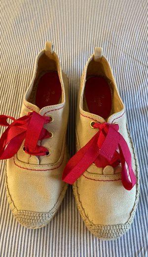 kate Spade Tan pink lace for Sale in ROXBURY CROSSING, MA