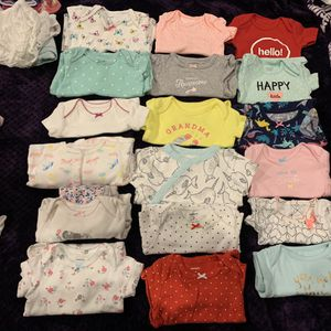 Baby Clothes 3 Month Old for Sale in Las Vegas, NV