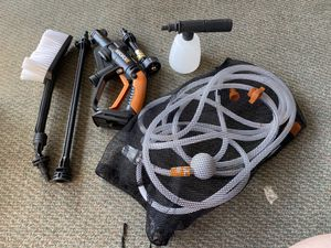 Worx Hydroshot pressure washer for Sale in Cranberry Township, PA