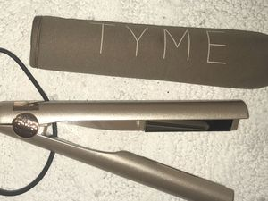 TYME iron, curling iron, straightener for Sale in San Diego, CA