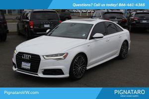 2017 Audi A6 for Sale in EVERETT, WA