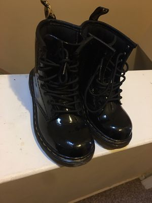 Dr Marten Boots (Toddler) Girls.. for Sale in Catonsville, MD