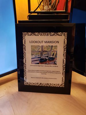 All Glass flat frameless 11x14 picture frames for Sale in Pomona, CA