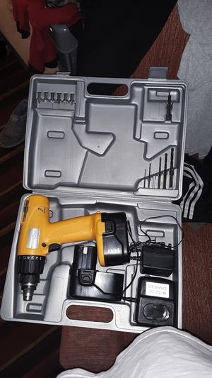14.4 cordless drill for Sale in Blacksburg, VA