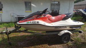 2002 Honda aquatrax for Sale in Palm Bay, FL