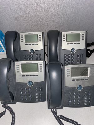 Cisco SPA508G 8-Line IP Phone for Sale in Fort Worth, TX