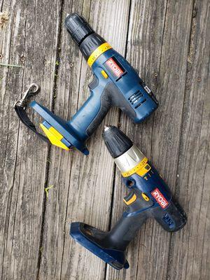Ryobi Drills for Sale in Utica, NY
