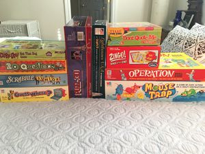 Kids Games and Puzzles for Sale in Richardson, TX