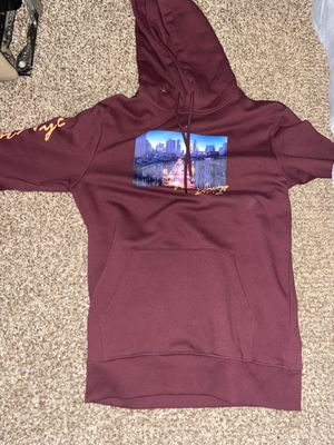 Red hollister hoodie for Sale in Charlotte, NC